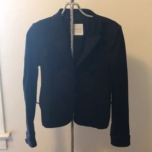 Costume National Navy Blue Jacket